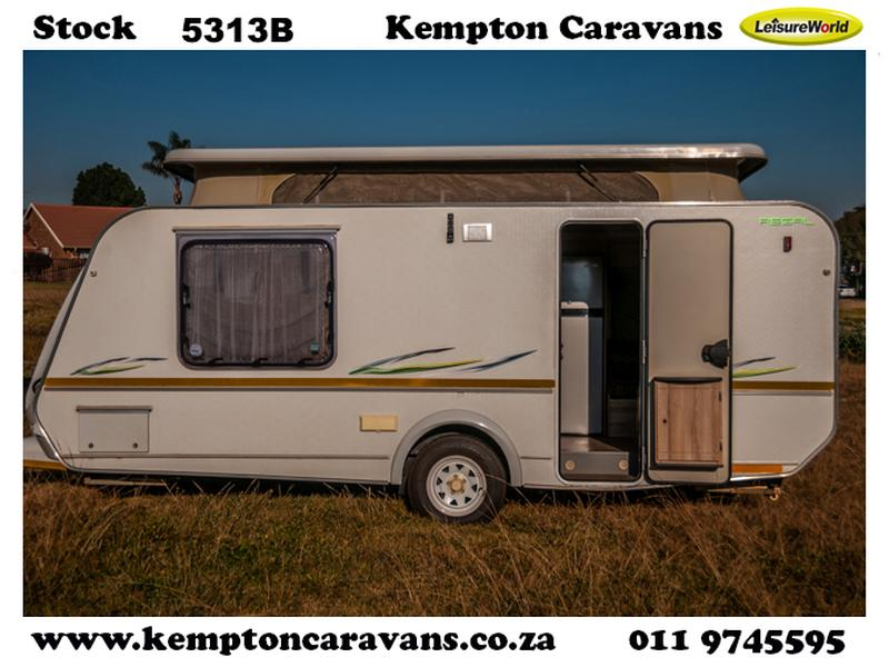 Caravan Gypsey Regal KC:5313B ID
