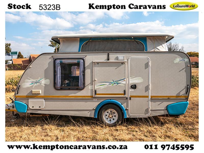 Caravan Sprite Swing KC:5323B ID