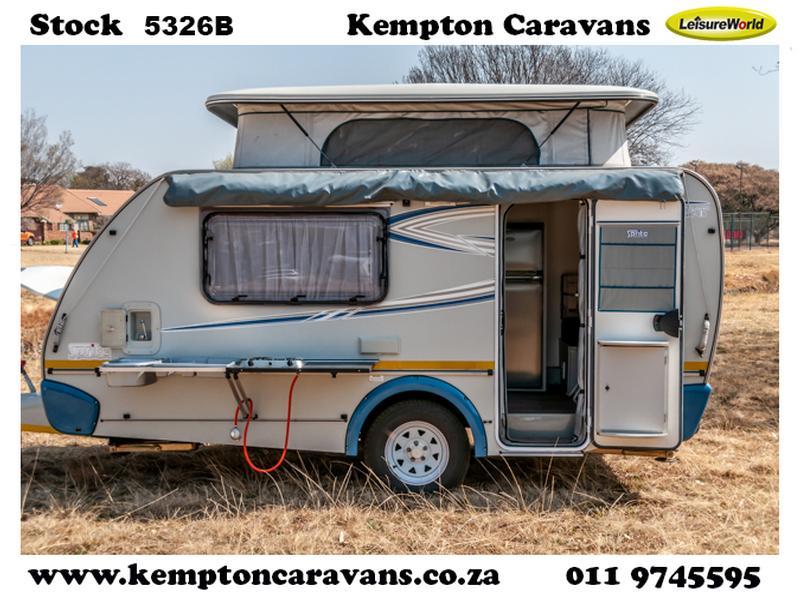 Caravan Sprite Sprint KC:5326B ID