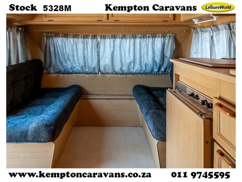 Caravan Gypsey Caravette 6 KC:5328M ID