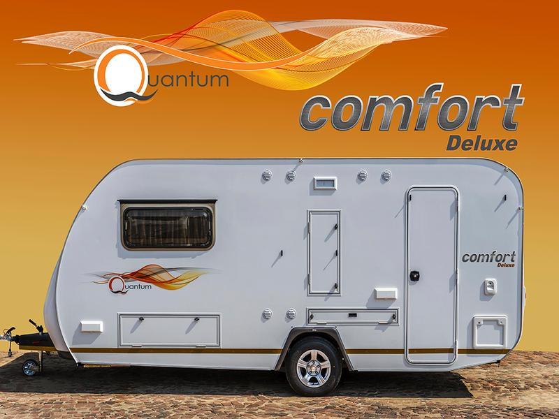 Caravan Quantum Comfort Deluxe KC:VS0044 ID