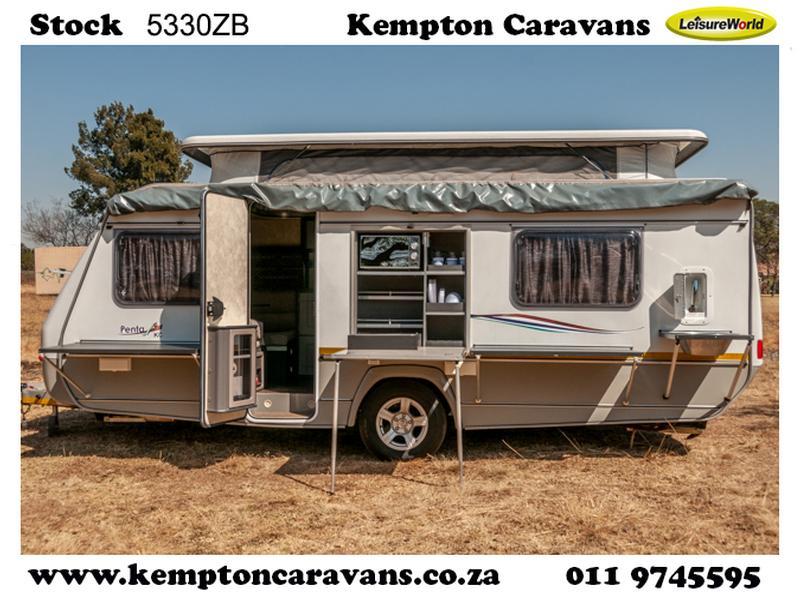 Caravan Jurgens Penta KC:5330ZB ID