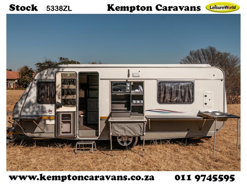 Caravan Jurgens Penta KC:5338ZL ID