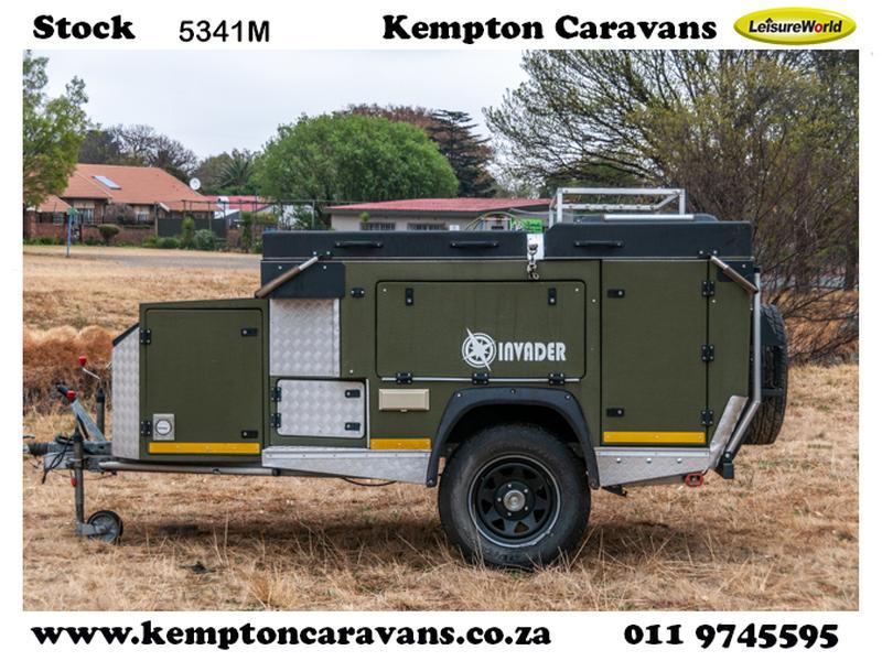 Caravan Invader Quattro KC:5341M ID