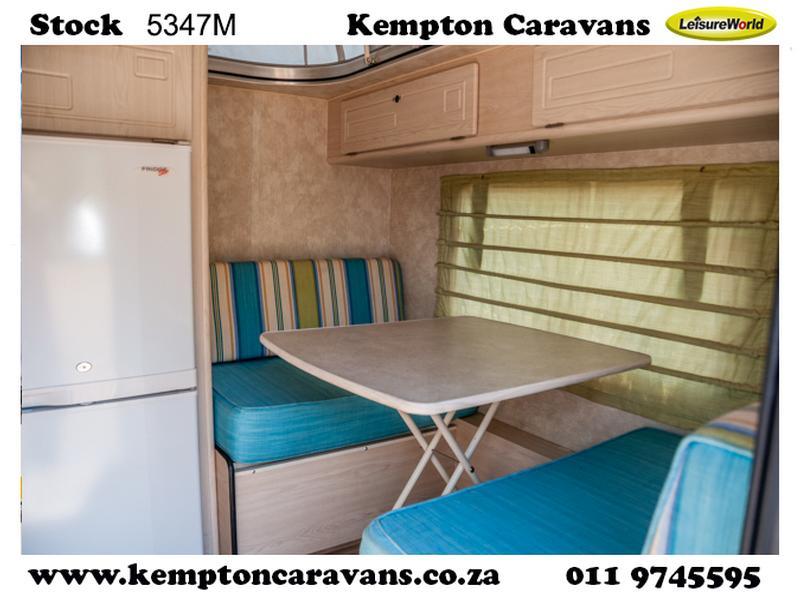 Caravan Sprite Swing KC:5347M ID