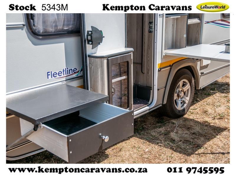 Caravan Jurgens Fleetline KC KC:5343M ID