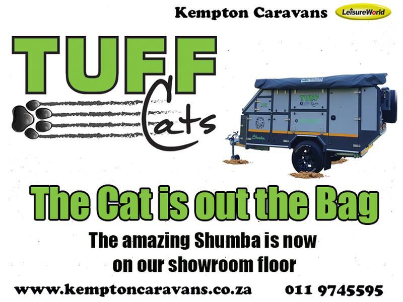 Caravan Tuff Cats Mbada KC:N0165 ID