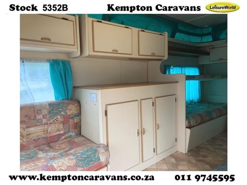Caravan Gypsey Rapture KC:5352B ID