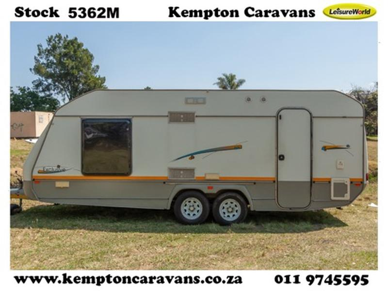 Caravan Jurgens Exclusive KC:5362M ID