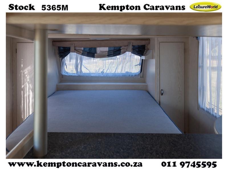 Caravan Sprite Splash KC:5365M ID