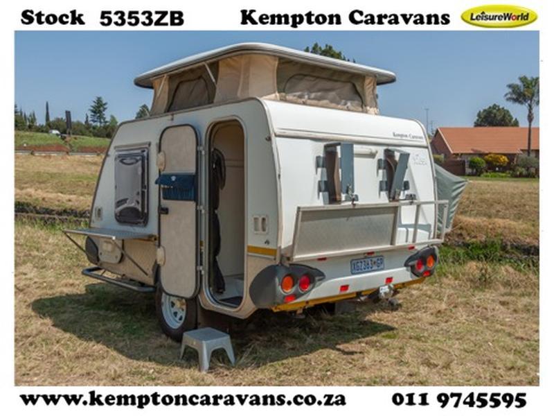 Caravan Sprite Scout Nomad KC:5353ZB ID