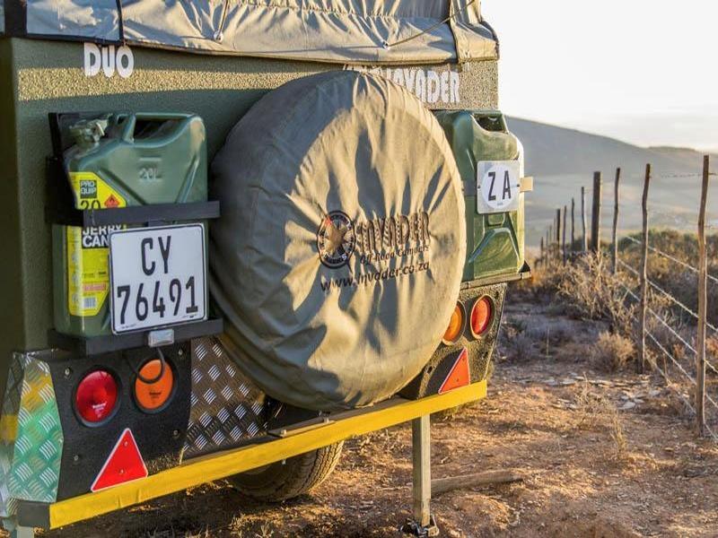 Caravan Invader Duo KC:N0172 ID