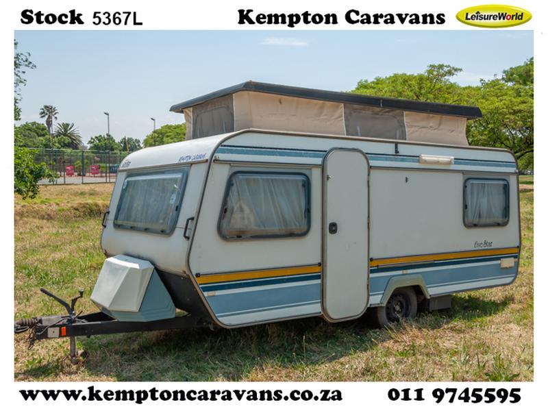 Caravan Sprite Sport KC:5367L ID