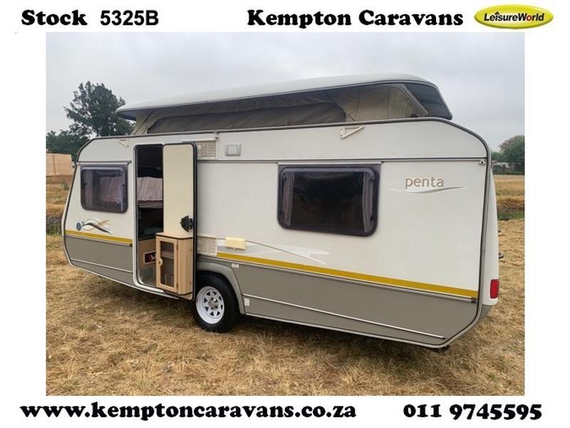 Caravan Jurgens Penta KC:5325B ID
