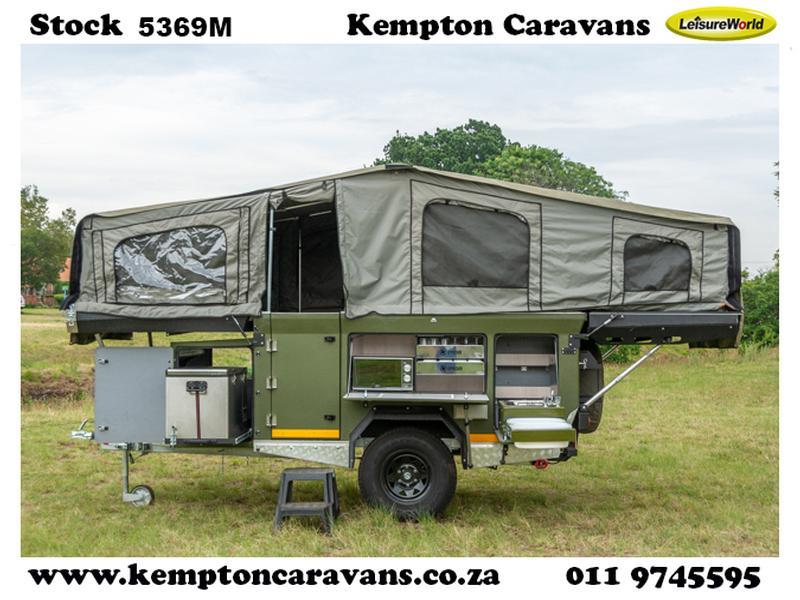 Caravan Invader Quattro KC:5369M ID