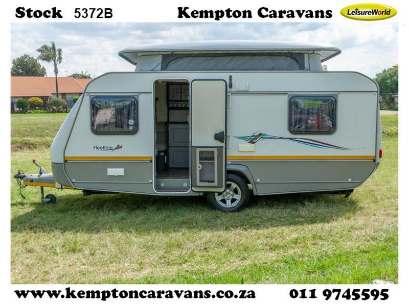 Caravan Jurgens Fleetline KC:5372B ID