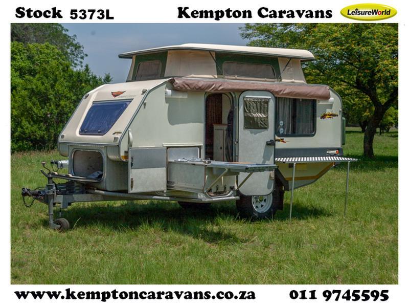 Caravan Jurgens Safari Xplorer KC:5373L ID