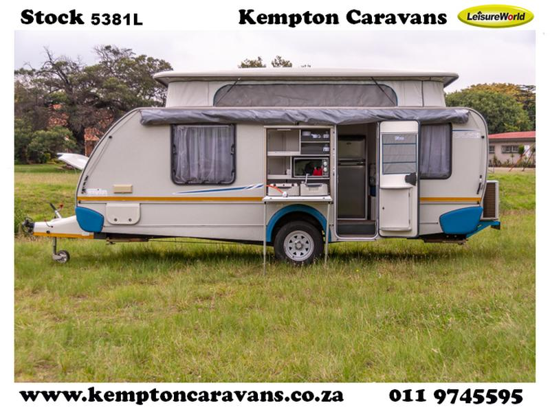 Caravan Sprite Splash KC:5381L ID