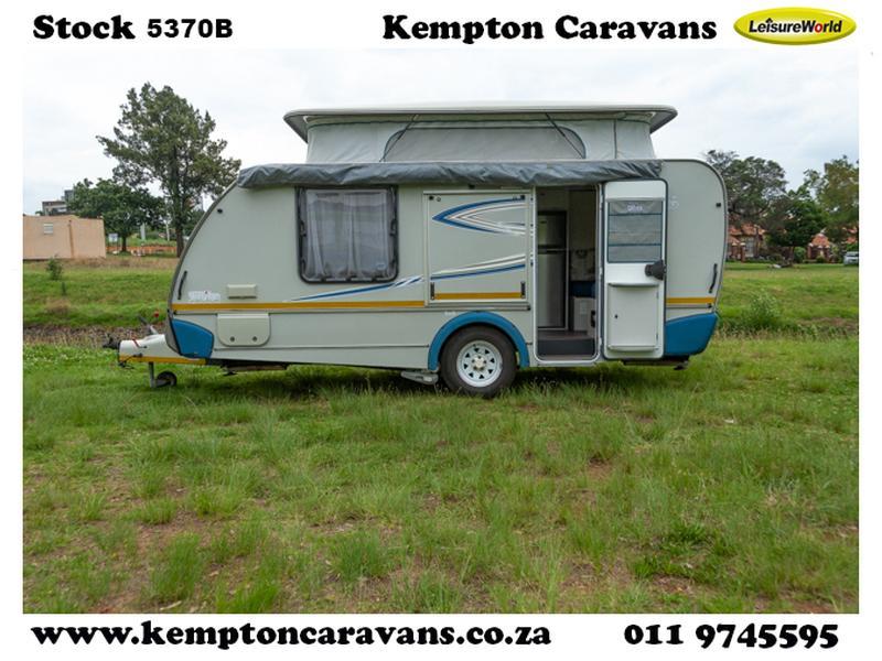 Caravan Sprite Swing KC:5370B ID