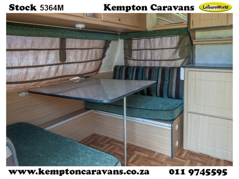 Caravan Jurgens Penta KC:5364M ID