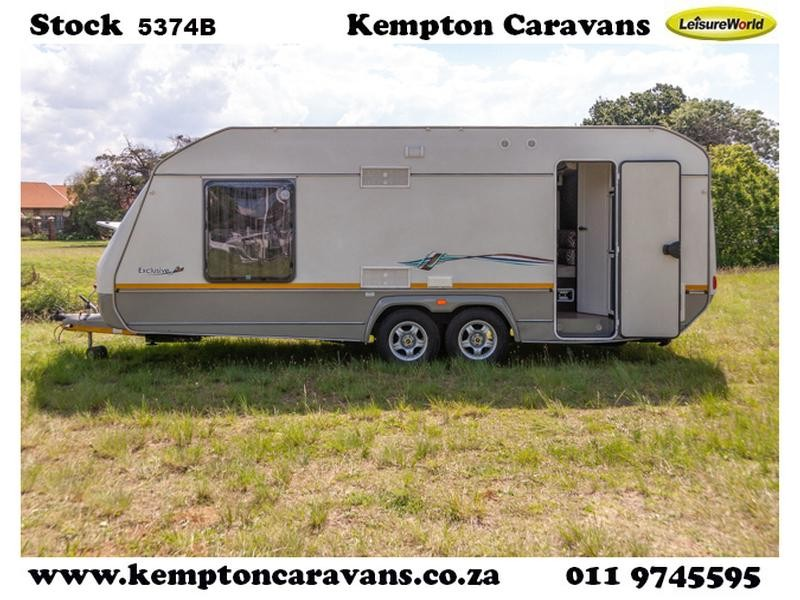 Caravan Jurgens Exclusive KC:5374B ID