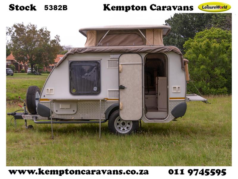 Caravan Sprite Scout Nomad KC:5382B ID