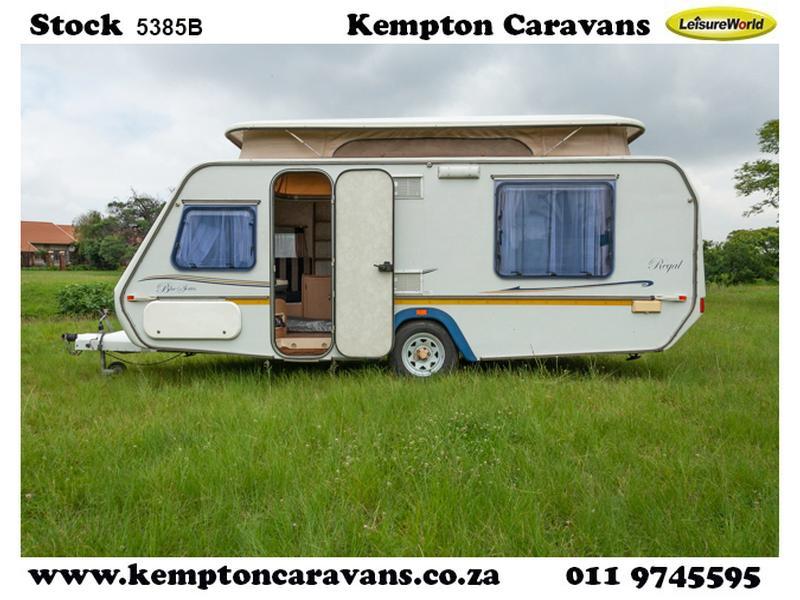 Caravan Gypsey Regal KC:5385B ID
