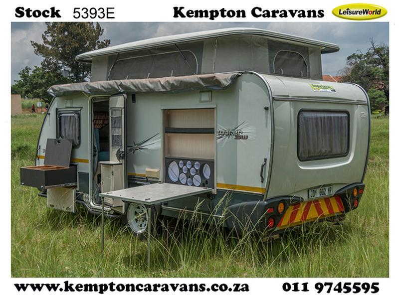 Caravan Sprite Tourer SW KC:5393E ID