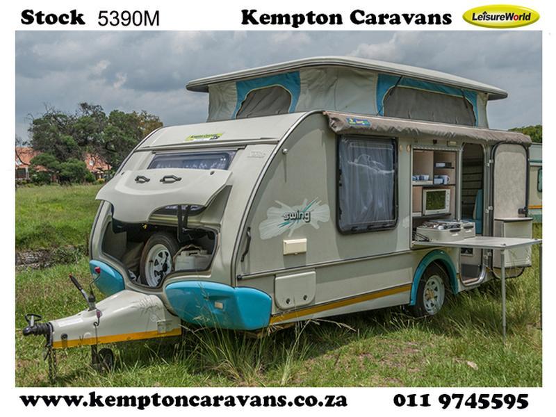 Caravan Sprite Swing KC:5390M ID