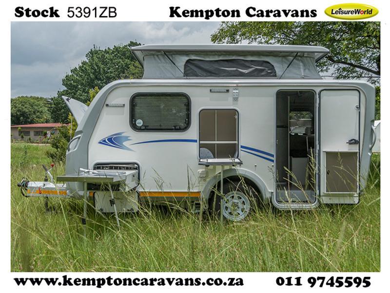 Caravan Stealth Evo XR6 533 KC:5391ZB ID
