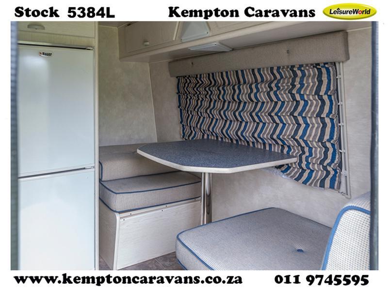 Caravan Sprite Sprint KC:5384L ID