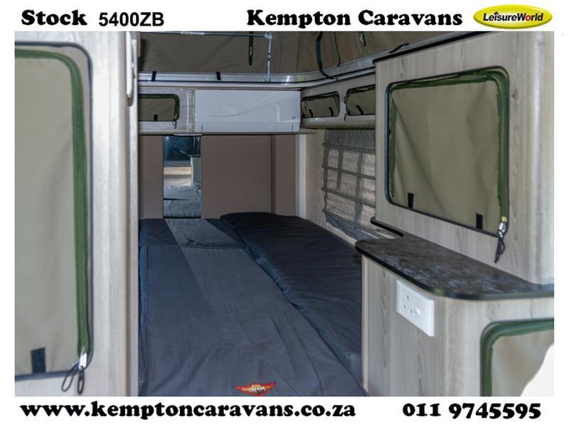 Caravan Jurgens Safari Xplorer KC:5400ZB ID