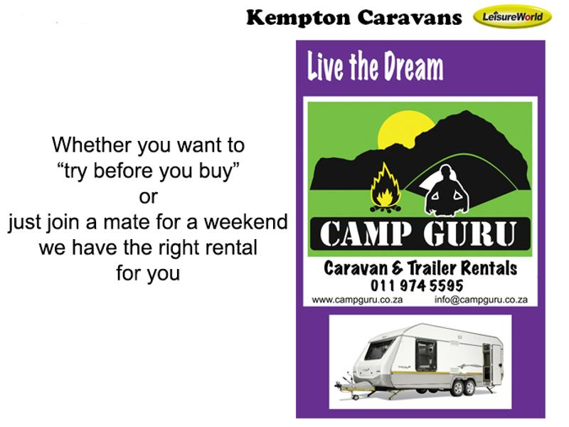 Caravan Gypsey 3 KC:5392L ID