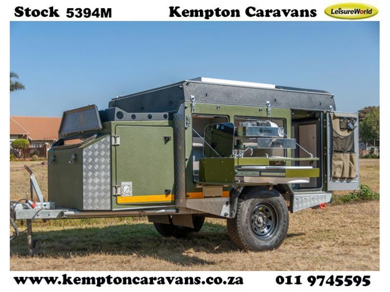 Caravan Invader Duo KC:5493M ID