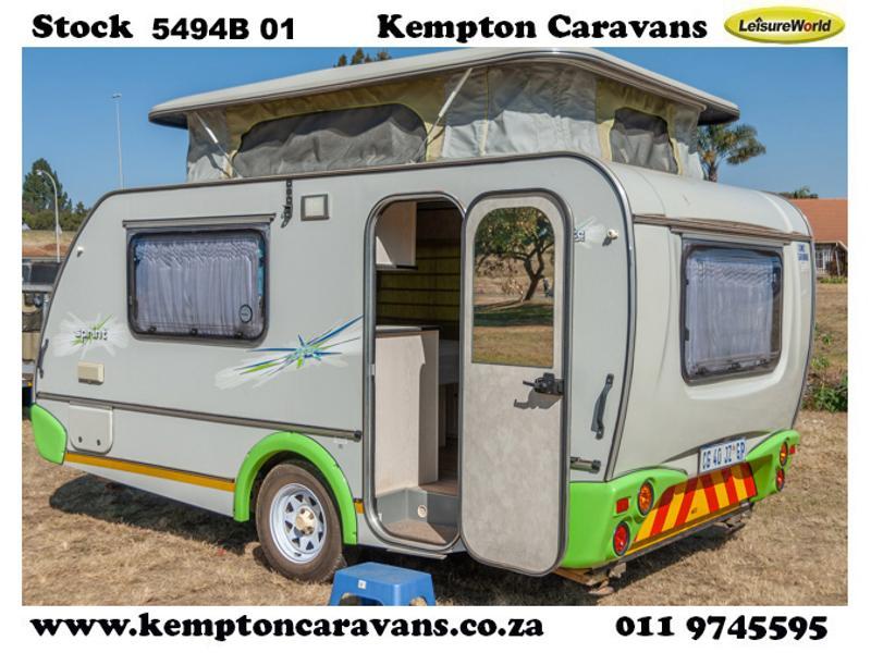 Caravan Sprite Sprint KC:5494B ID