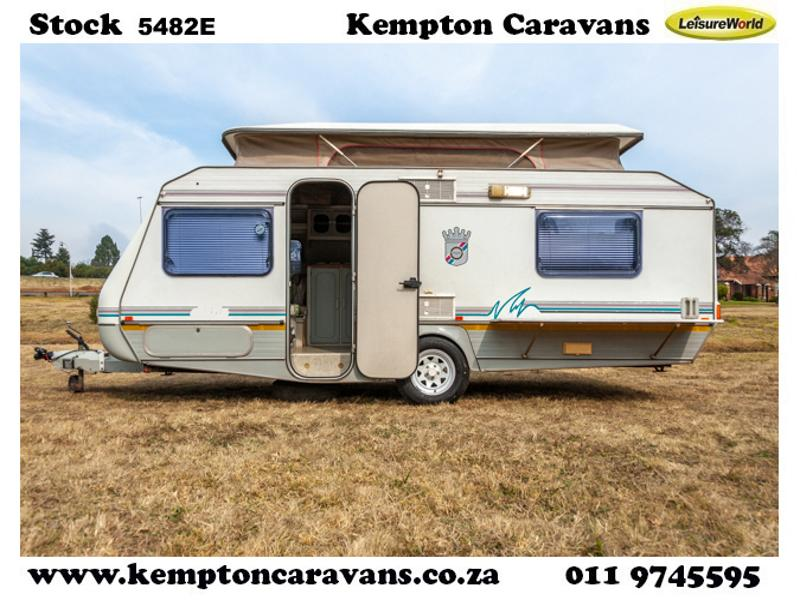 Caravan Jurgens Penta KC:5482E ID