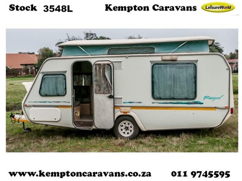 Caravan Gypsey Regal KC:3548L ID