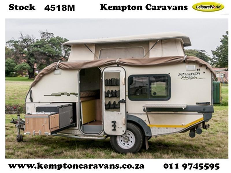 Caravan Jurgens Safari Xcell KC:4518M ID