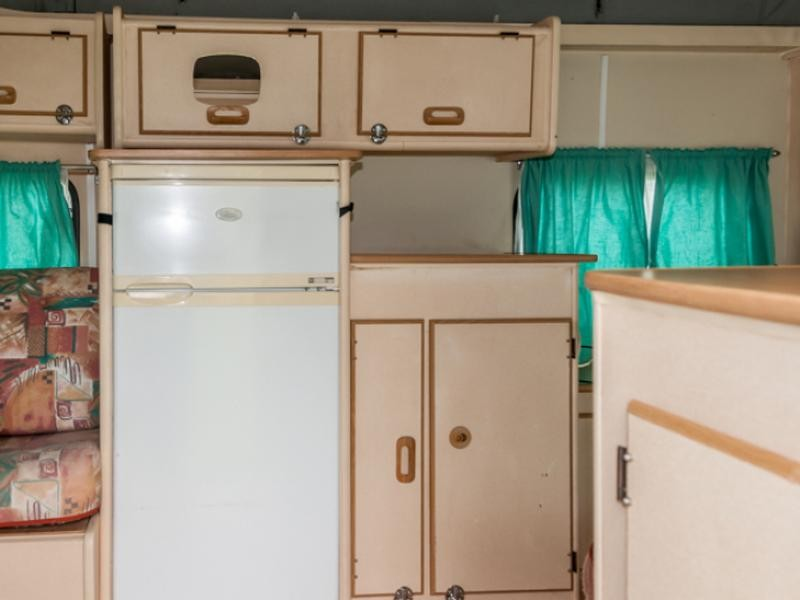 Caravan Gypsey Raven Nomad KC:4593C ID