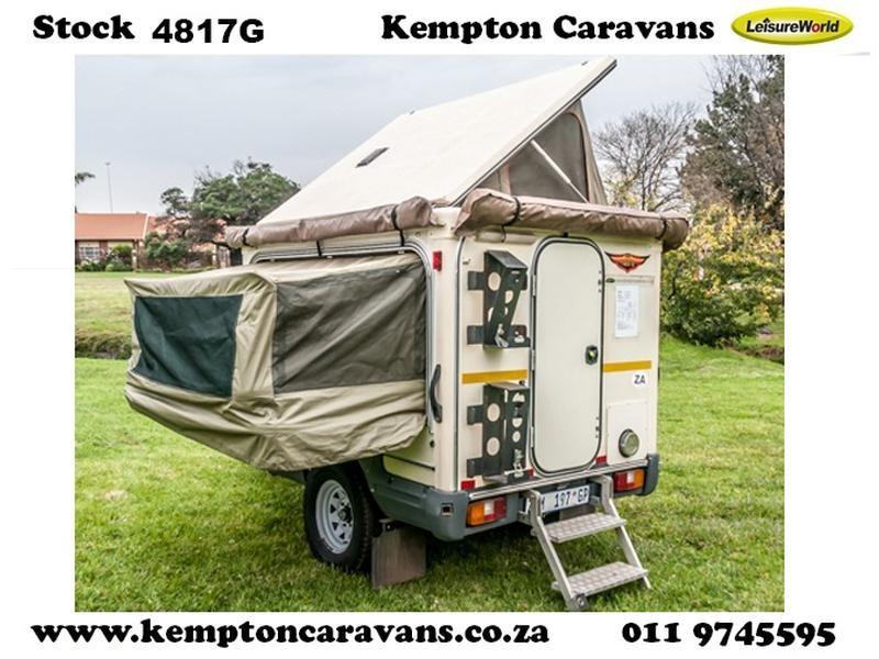Caravan Jurgens Safari Oryx KC:4817G ID