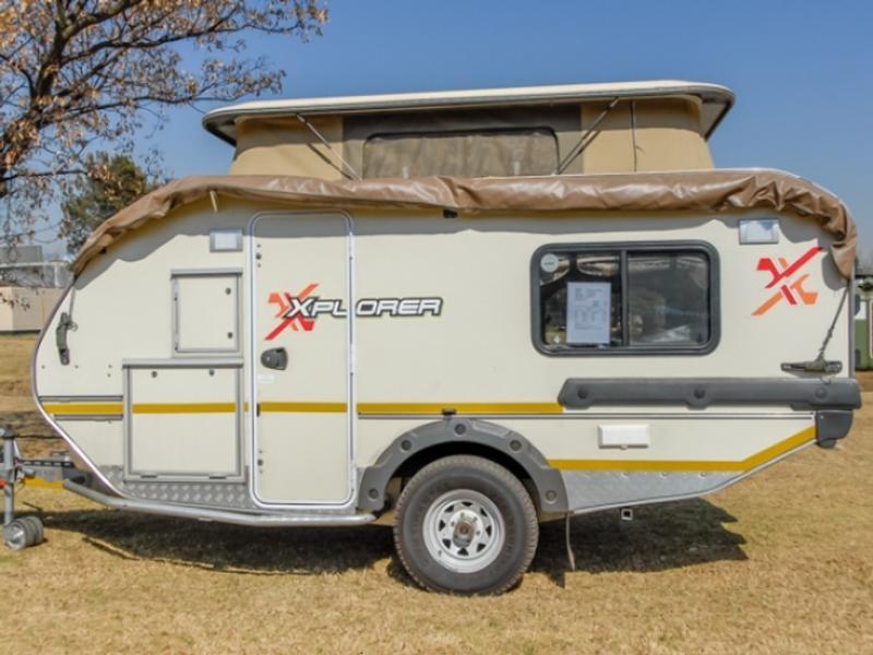 Caravan Jurgens Safari Xplorer KC:4900B ID
