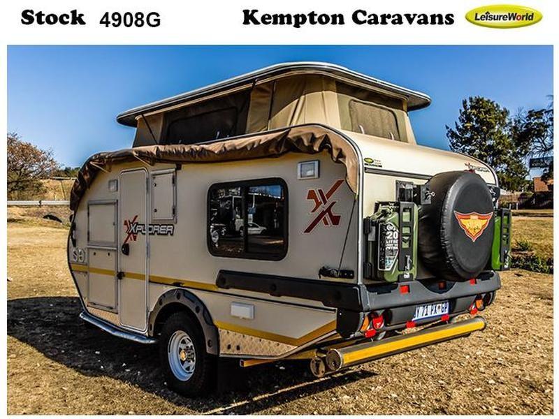 Caravan Jurgens Safari Xplorer KC:4908G ID