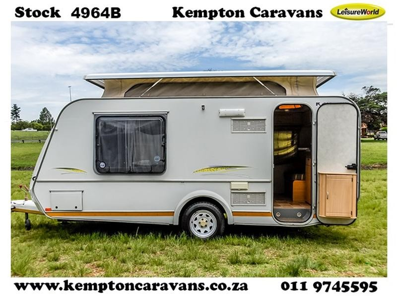 Caravan Gypsey Romany KC:4964B ID