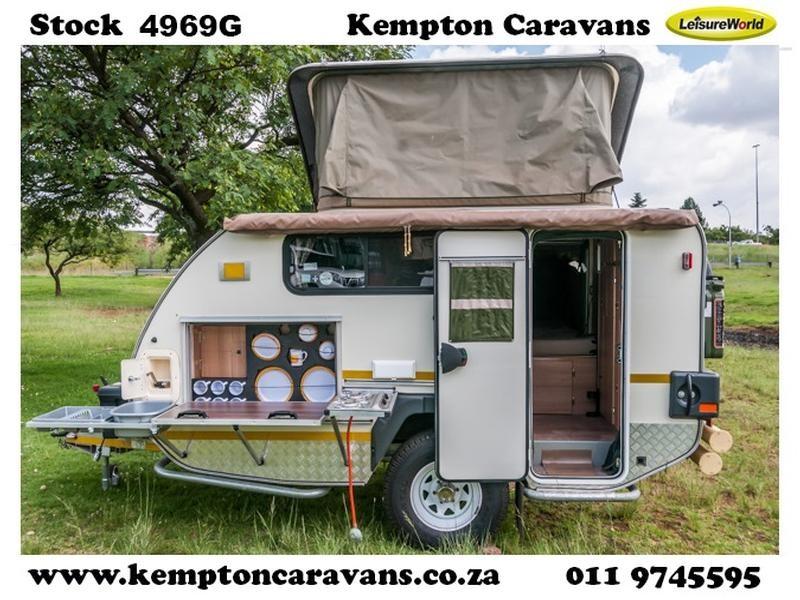 Caravan Jurgens Safari Xcape KC:4969G ID
