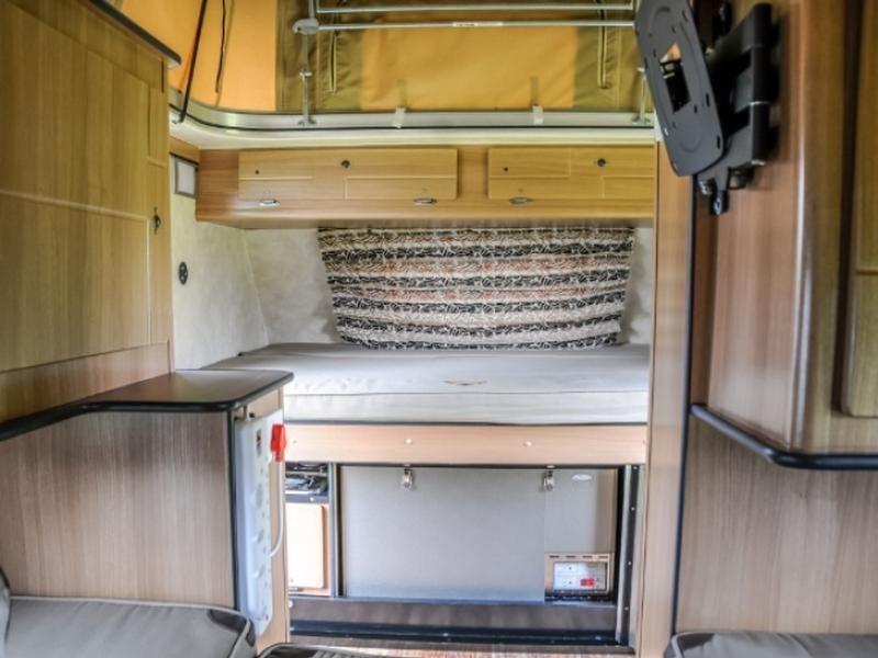 Caravan Jurgens Safari Xcell KC:5005B ID
