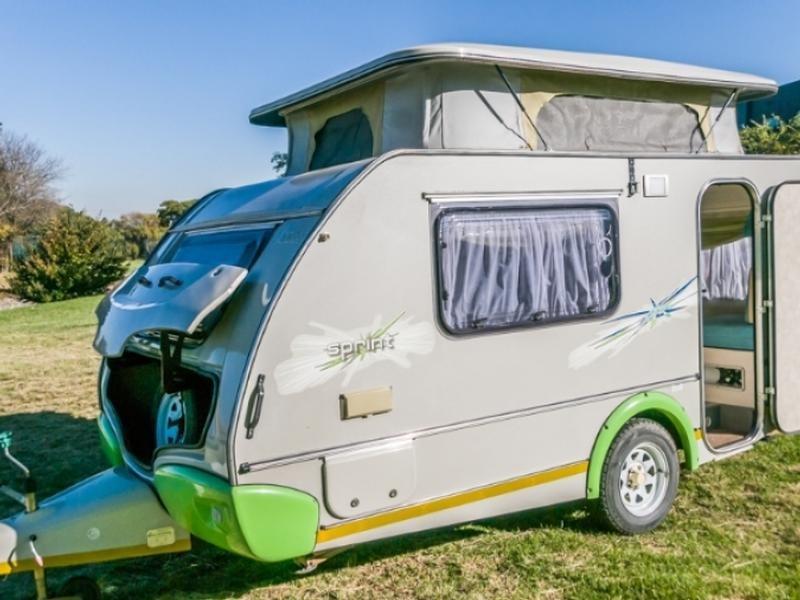 Caravan Sprite Sprint KC:5017M ID