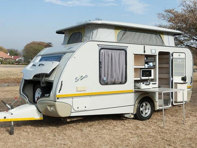 Caravan Sprite En Suite KC:5048G ID