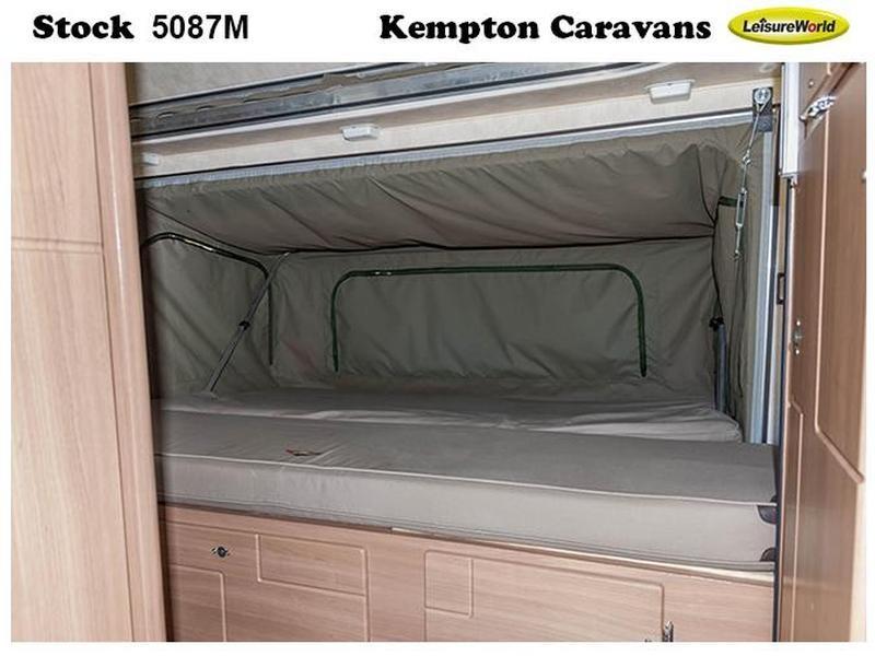 Caravan Jurgens Safari Xcape KC:5087M ID