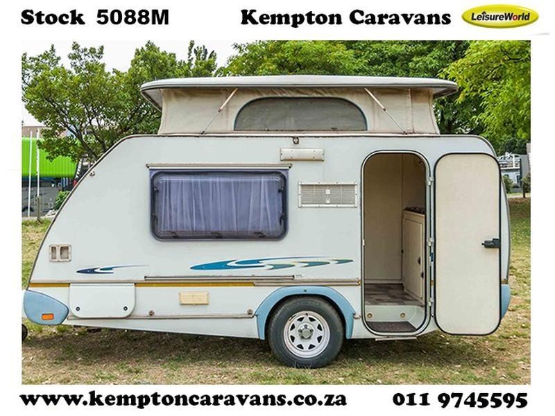Caravan Sprite Surfer KC:5088M ID
