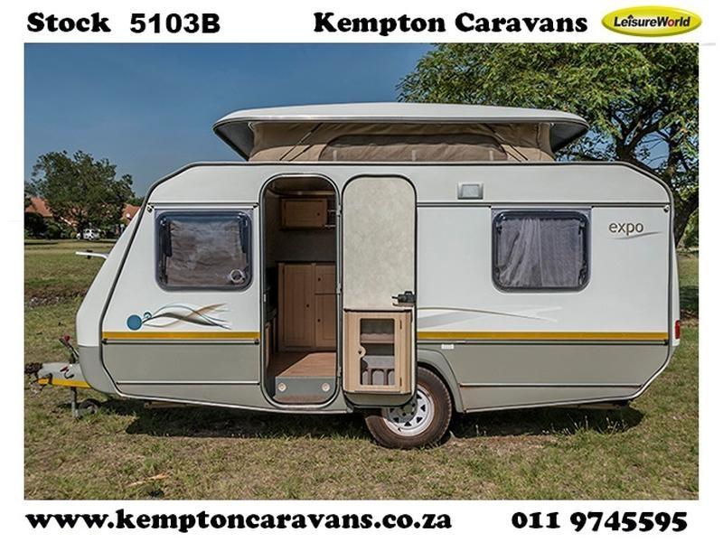 Caravan Jurgens Expo KC:5103B ID